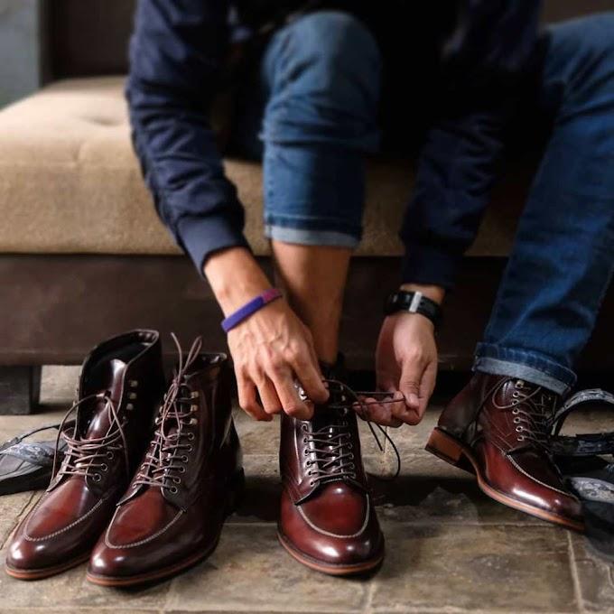 Panduan Dasar Memilih dan Merawat Sepatu Bagi Kaum Pria