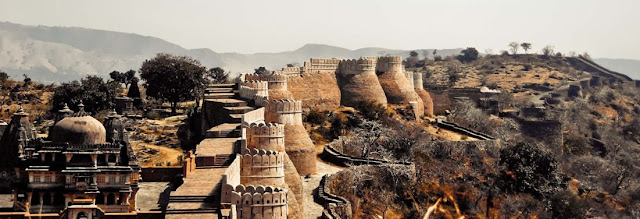 Fort-of-Kumbhalgarh-in-Rajasthan, heritageofindia, Indian Heritage, World Heritage Sites in India, Heritage of India, Heritage India