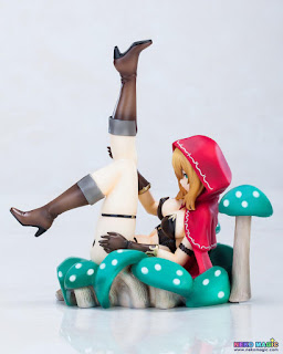 Little Red Riding Hood 1/6 PVC, de  Houtengeki - Lechery +18