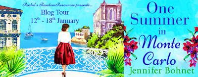 French Village Diaries book review One Summer in Monte Carlo Jennifer Bohnet