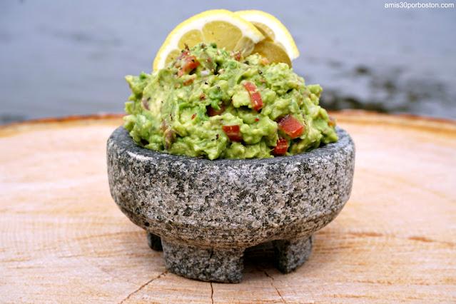 Guacamole (Mi Receta)