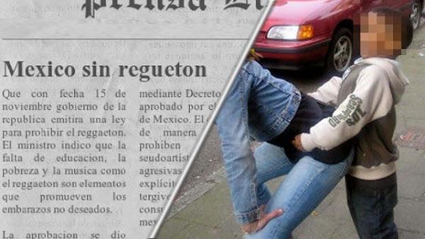 """""""Por vulgar y mediocre"""": Lanzan iniciativa para que se prohíba el reggaetón en México. ¿Qué Opinas?"""