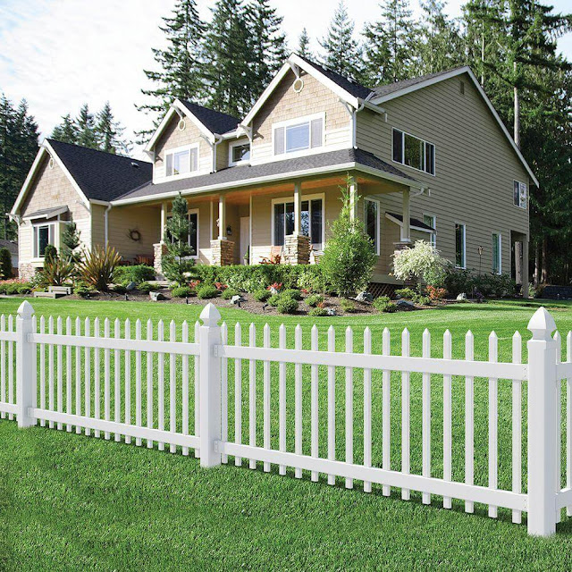 100 Photos Of Fence Design And Ideas For Your Beautiful House