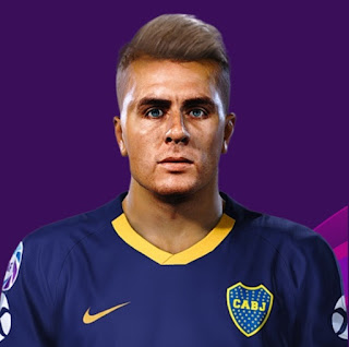 PES 2020 Faces Julio Buffarini by Gordoumbanda