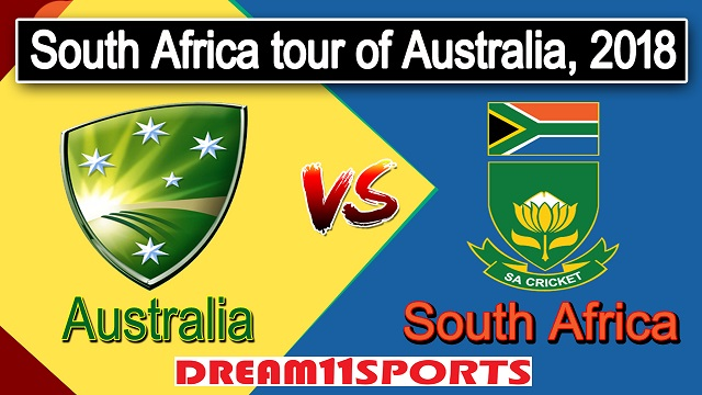 AUS vs SA 2ND ODI DREAM11 MATCH PREDICTION | Australia vs South Africa, 2nd ODI