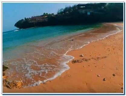 Penginapan Pantai Gesing
