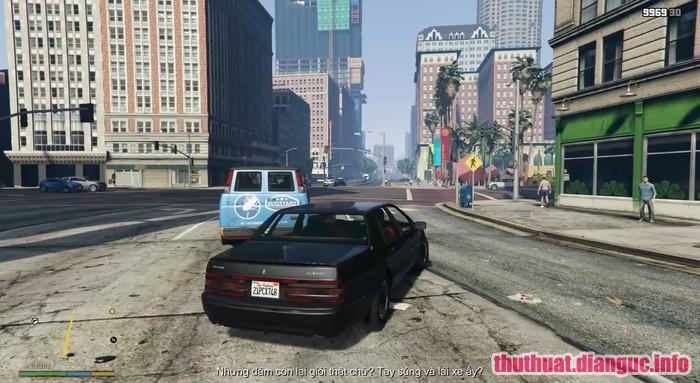 Download Grand Theft Auto VUpdate v1.36,HƯỚNG DẪN VIỆT HÓA GTA V V1.36