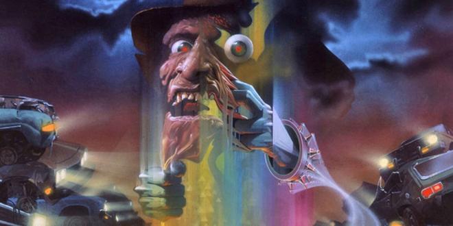 Pesadilla en Elm Street 4 póster