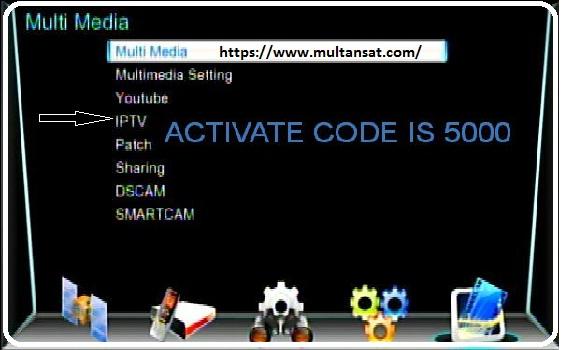 Multan Sat: Star Sat-i Hyper 2000 Extreme 1506F V9 01 20