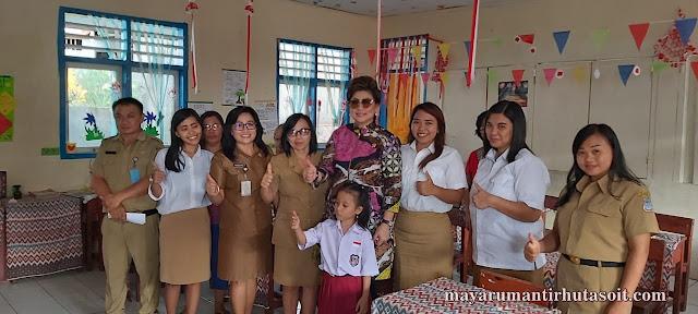 Maya Rumantir Komitmen Perjuangkan Kesejahteraan Guru