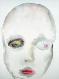 Pygobombe, pintura de Marilyn Manson.
