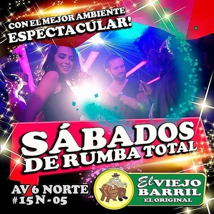 SABADOS RUMBA TOTAL