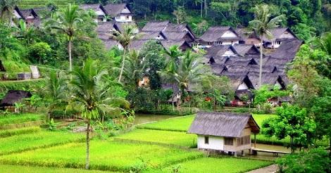 Kampung Sunda, Bandung