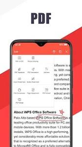 WPS Office Modded APK Download