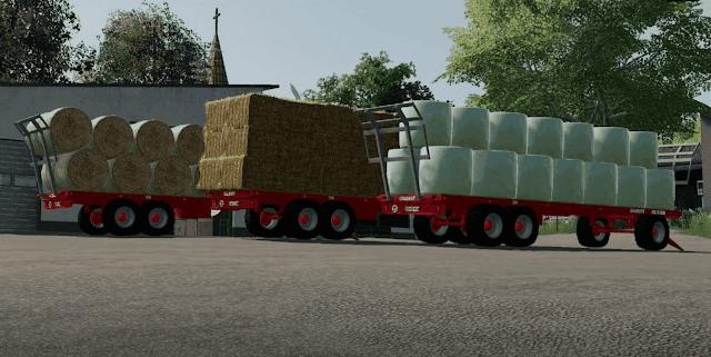 FS19 GILIBERT TR 3130 (Autoload) v2.0