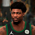 Marcus Smart Cyberface, Afro Hair and Body Model By James-23 [FOR 2K21]