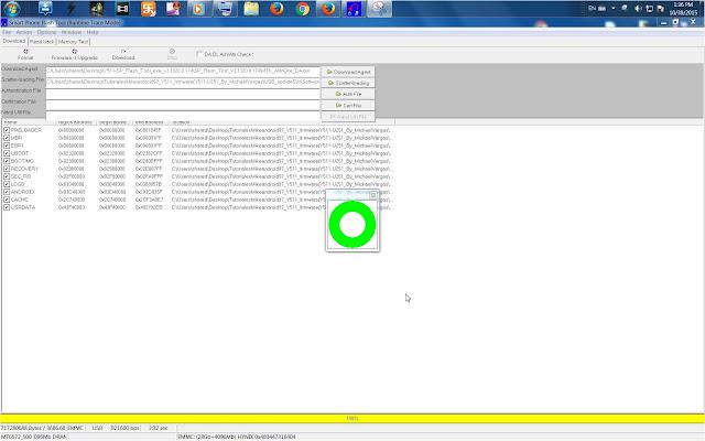 Haier le32b7000t firmware
