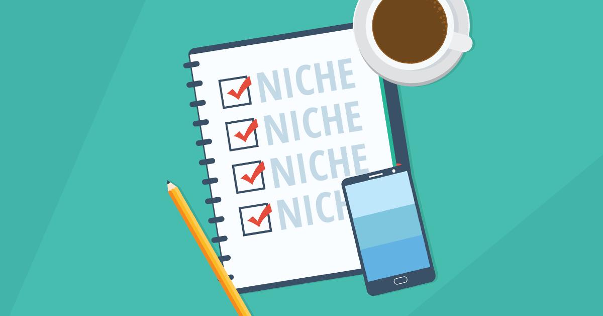 Cara Mudah Menentukan Niche Blog Untuk Blogger Pemula
