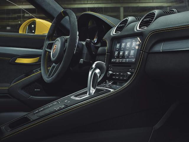 Porsche 718 Cayman 2021 Automático