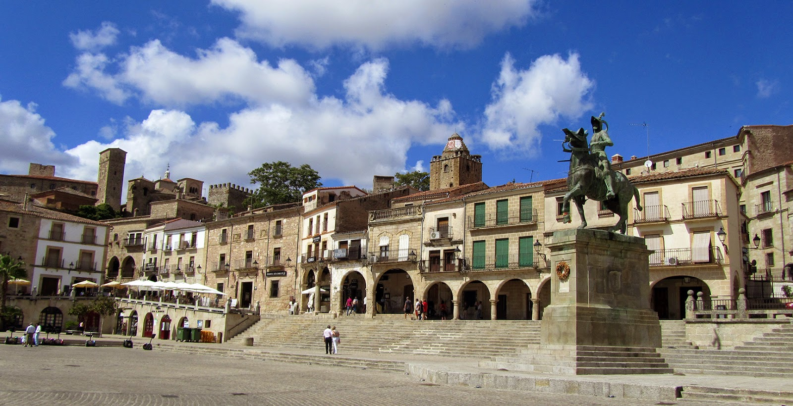 Trujillo - Plaza Mayor
