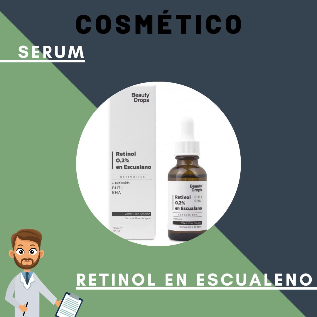 SERUMS | RETINOL 0,2 - 1 % (REVIEW)