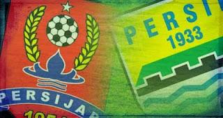 Persija Jamu Persib di Stadion PTIK Jakarta 30 Juni 2018