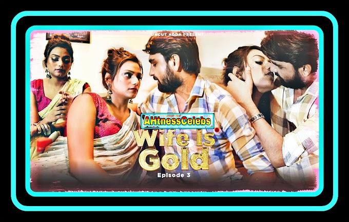 Wife Is Gold (2021) - UncutAdda Hindi Hot Web Series (S01E03)
