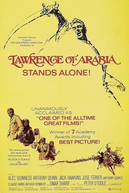 Lawrence Von Arabien Film Deutsch Komplett