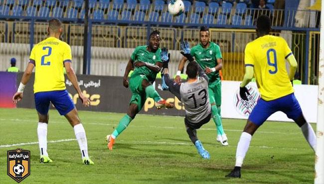 نتيجة مباراة الاتحاد والاسماعيلي فى الجولة 28 من الدوري المصري