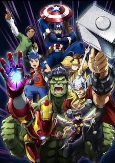Informasi Marvel Future Avengers