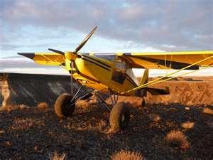 Fly Kitplanes Just Aircraft Highlander Dead Stick Ops