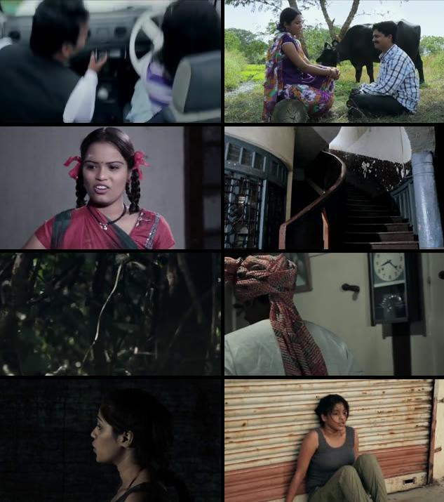 Mukkam Post Dhanori 2014 Marathi 480p HDRip 350mb