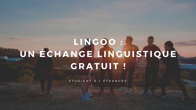 echange linguistique
