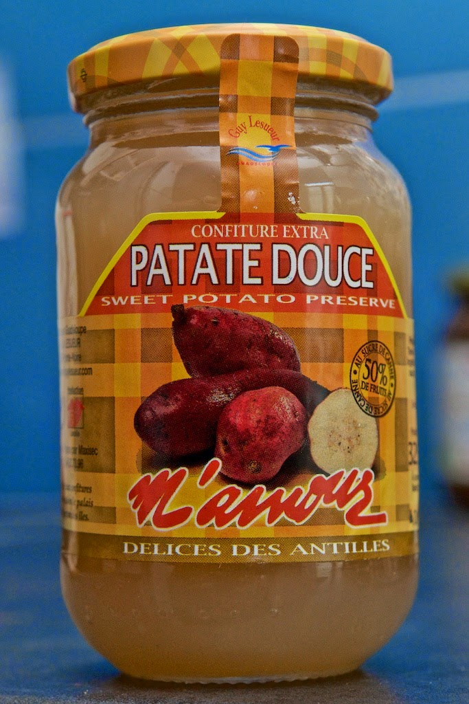 Confiture de patates douces m 39 amour 325g par guy lesueur - Acheter plant de patate douce ...