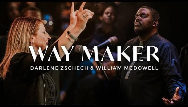 Lirik Lagu Way Maker Beserta Maknanya