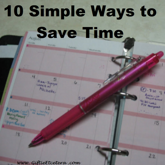 time management, saving time