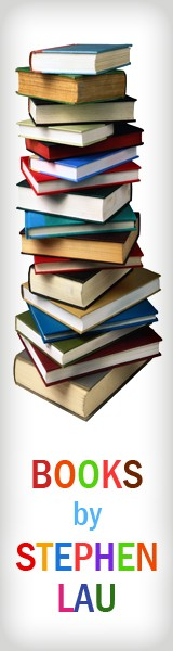 <b>Books by Stephen Lau</b>