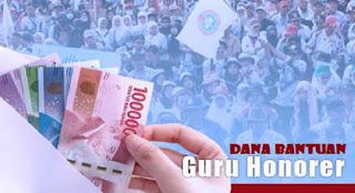 Bantuan Subsidi Gaji Guru Honorer Bakal Cair Bulan Depan, Berikut Jadwal dan Mekanismenya