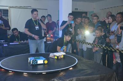XIIº Torneio de Robótica Warlock AsmoviQ.
