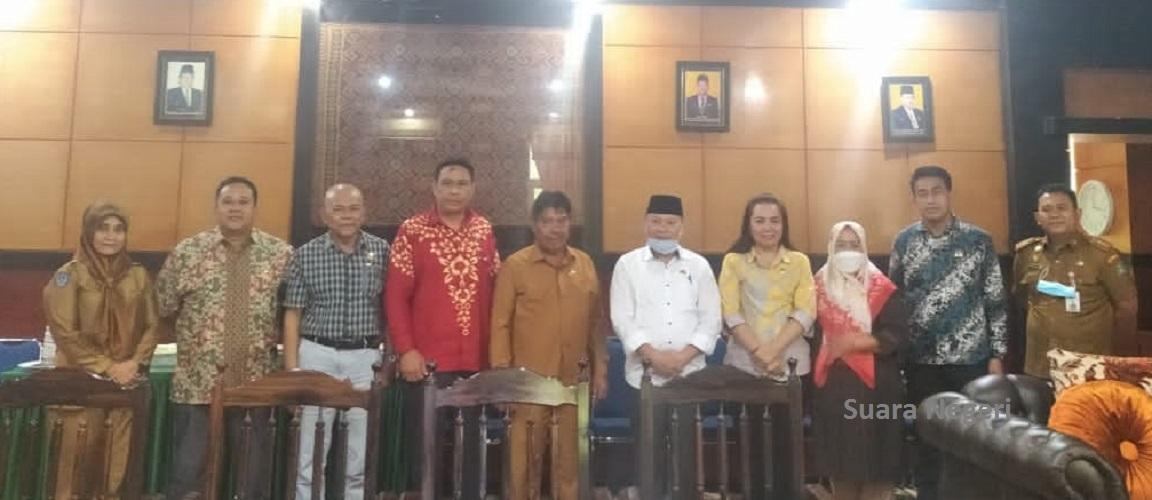 Kunker DPRD Kota Poso di Masamba, Apresiasi Kinerja DPRD Luwu Utara