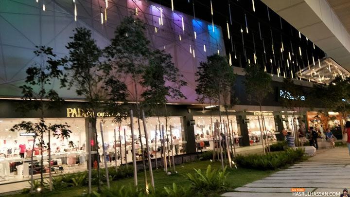 Jenama Outlets di Penang Design Village