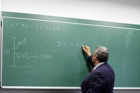 Como ser um professor