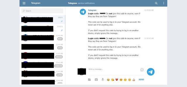 Telegram for Web