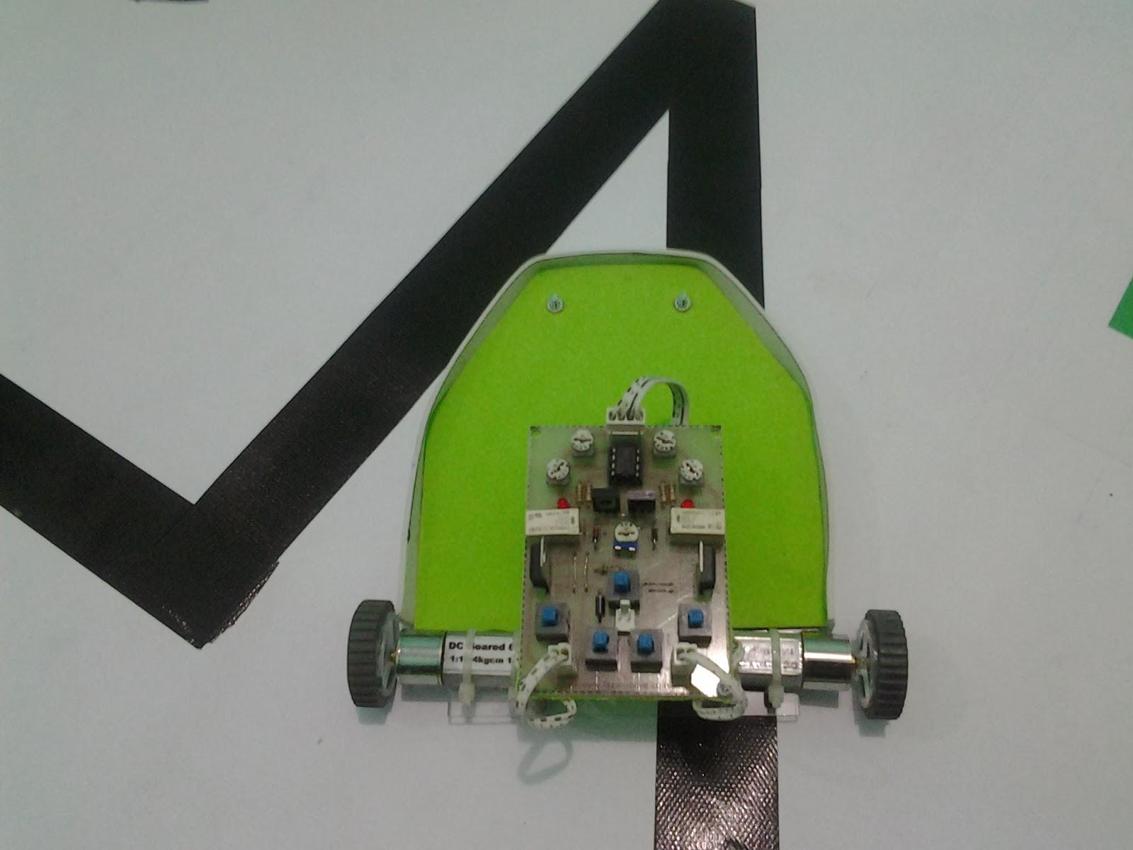 Line Follower 12 Sensor Robot Line Tracer Workshop Line