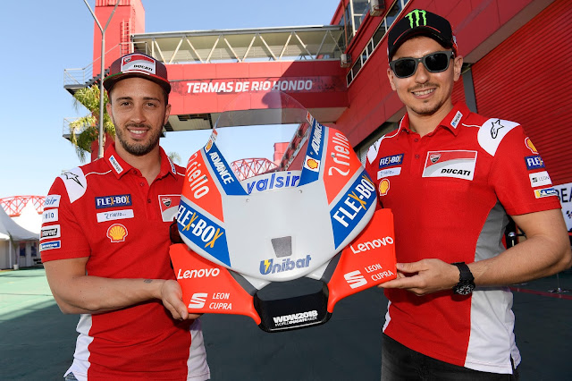 @Lenovo Signs As @DucatiMotor Team's #MotoGP World Championship Technology Partner