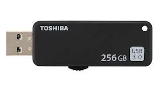 محرك أقراص USB من Toshiba TransMemory U365