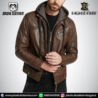 jaket kulit bagus