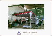 tempat, pembuat, penjual, produksi tenda plampang