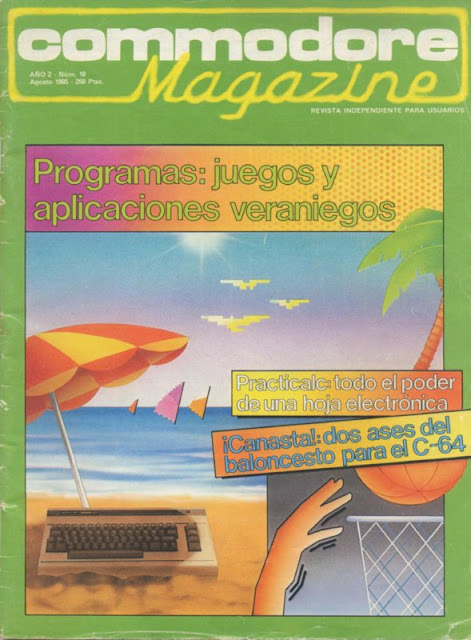 Commodore Magazine #18 (18)