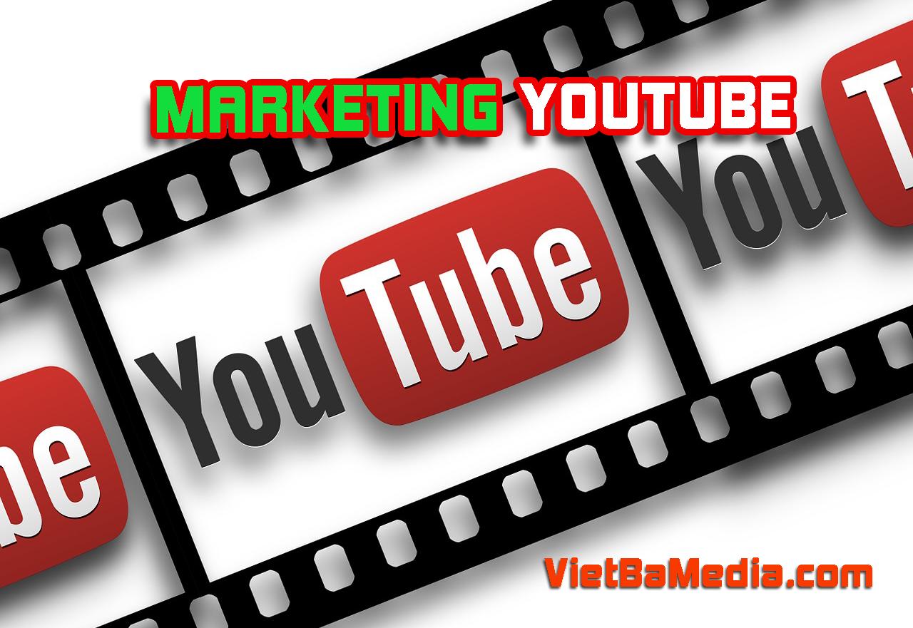 Marketing youtube việc cần làm trong kinh doanh